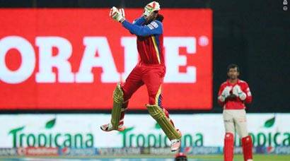 Gayle powers RCB to their biggest IPL win