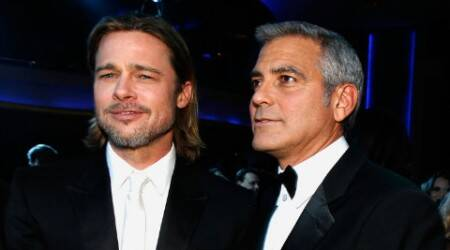 My next prank on Brad Pitt might get me arrested: George Clooney