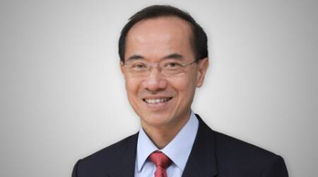 Nalanda university, george Yeo, George Yeo quit, Nalanda VC, Nalanda University VC, Nalanda University VC quit, Nalanda VC resignation, education news, indian express news, india news