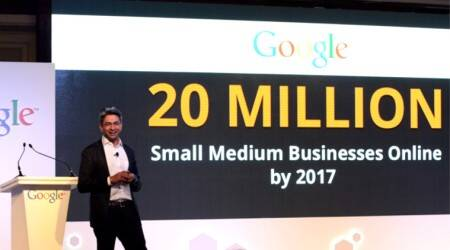 Google My Business mobile app targets to get 20 million Indian SMEs online by 2017
