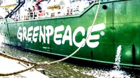 Greenpeace says its permit to work in India was cancelled