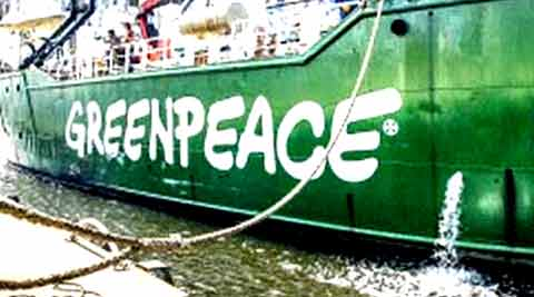 Greenpeace, Greenpeace India, Greenpeace staff deported, Greenpeace staff india, Greenpeace staff not allowed, Greenpeace India ban, Ban on Greenpeace India, Greenpeace News, India News, Indian Express