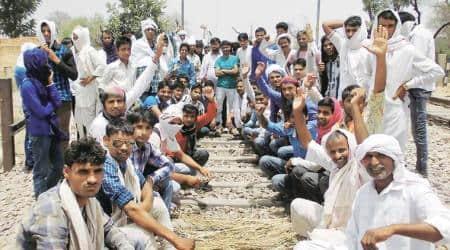 Shift Gujjar deras, step up security in Attari, MHA tells Punjabgovt