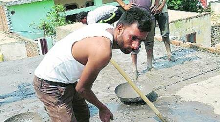 Govt's 'source' in Iraq now a daily wager inPunjab