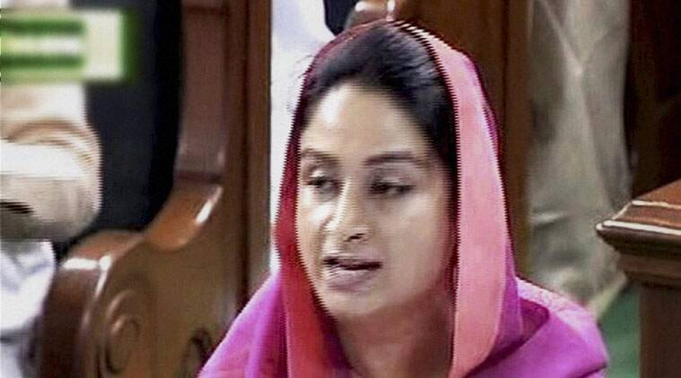 FDI, FDI in food processing, harsimrat kaur bada, Union Minister for Food Processing, mumbai news