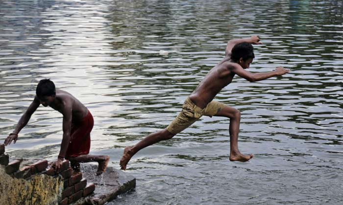 boys drowned, teenagers drowned, malad, mumbai news, city news, locla news, maharashtra news, Indian Express