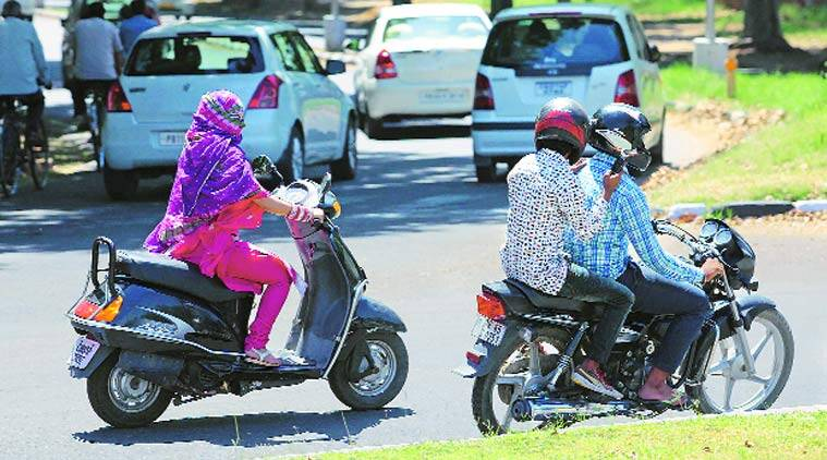 helmet, helmet women, road safety women