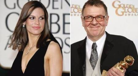 Hilary Swank, Tom Wilkinson to star in Holocaust denialdrama