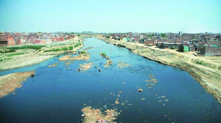 Hindon, CPCB, Hindon river, pollutants, river flow, river pollution, Hindon Pollution, NGT, BOD, delhi news, city news, local news, Indian Express