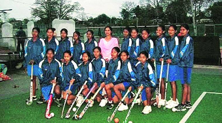 The Players Of Gangpur Hockey India S Youngest Unit Scores At
