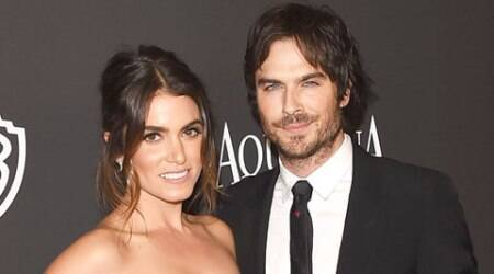 Nikki is the most incredible woman I know: Ian Somerhalder