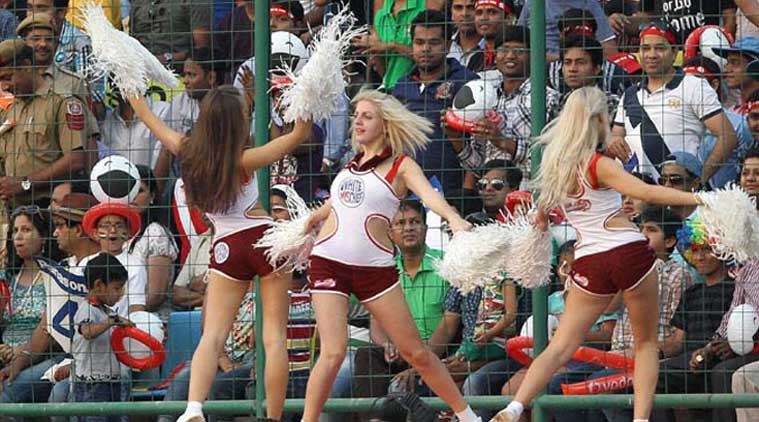 Hate Being Ogled All The Time Ipl Cheerleaders Tells All -9419