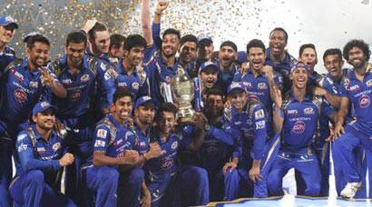 Mumbai Indians lift second IPL title after clinical win
