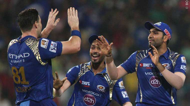 Mumbai Indians seal 2nd IPL title