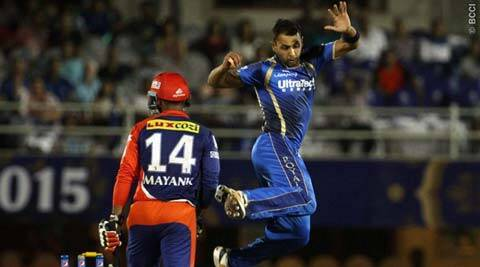 RR, Rajasthan Royals, RR IPL, IPL RR, Stuart Binny, Binny, Indian Premier League, IPL 8, IPL 2015, IPL, IPL News, Cricket News, Cricket