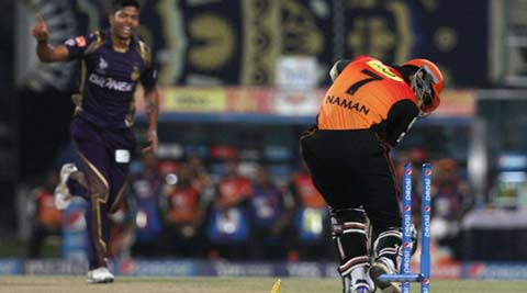 KKR vs SRH: KKR beat SRH by 35 runs