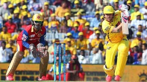 IPL Live Score CSK vs RCB: CSK lose openers early againstRCB