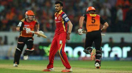 ipl live score, live score, ipl score live, RCB vs SRH, RCB vs SRH live, RCB vs SRH score, RCB vs SRH scorecard, cricket scorecard, cricket score live, ipl 2015, ipl 8, Bangalore vs Hyderabad, live ipl score, SRH vs RCB, live RCB vs SRH, ipl 2015 RCB vs SRH, Hyderabad vs Bangalore, cricket news, cricket, Indian Premier League