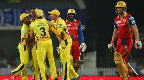 IPL Live Score RCB vs CSK: RCB struggle against CSK in Ranchi