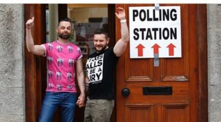 Ireland starts counting votes to legalise gay marriage