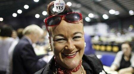 VIDEO: Ireland votes to legalise gay marriage after landslide referendum