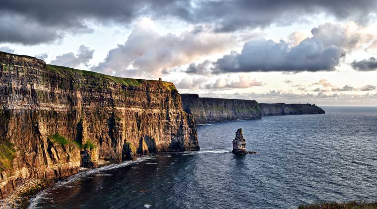 With its caves and ravines, The Burren is classic guerrilla territory and once  gave refuge to 17th century Irish rebels (Source: Thinkstock Images)