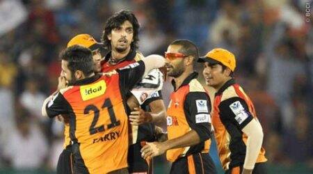 IPL 8, IPL 8 SRH DD, DD vs SRH, SRH vs DD, DD vs SRH, Indian Premier League, IPL 2015, Cricket News, Cricket