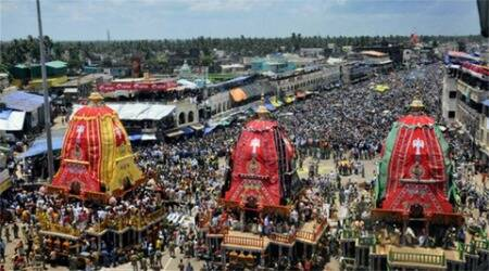 Simply put: In the name of the Lord, what's been going on in Puri?