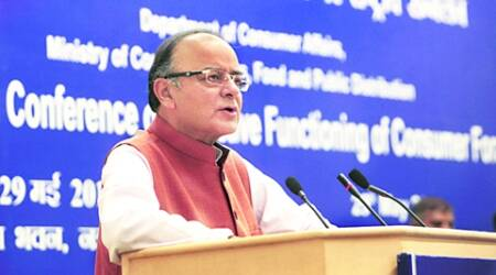 The demand for grants that were tabled in Parliament by finance minister Arun Jaitley.