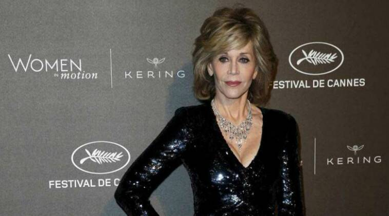 Image result for jane Fonda indian express