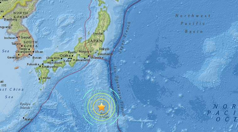 earthquake japan, tokyo Earthquake, Japan Earthquake, Japan tsunami, tokyo tsunami, Earthquake today, Japan earthquake, Japan quake, Japan news, Earthquake Japan, Japan quake news, Bonin islands, World news