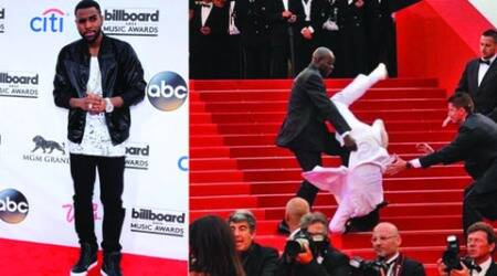 Jason Derulo's alleged fall photo is fake