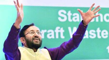 Tougher pollution laws soon, vows Environment Minister Prakash Javadekar