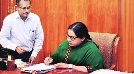 On day one Tamil Nadu CM Jaya okays Rs 1,800-crore for welfare schemes