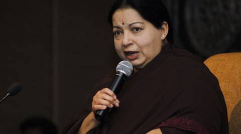 """The High Court ruled that Jayalalithaa and her associates had accumulated only the """"relatively small'' amount of Rs 2.82 crore of wealth disproportionate to their known sources of income. (Source: PTI photo)"""