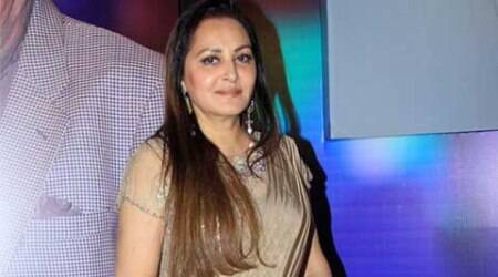 Jaya Prada to make Bollywood comeback with paranormal thriller