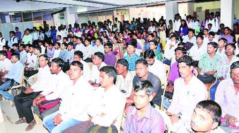 Pimple Saudagar, job fair, Prathibha Mahila Prathishthan, Job applicants, Interviews, Pune news