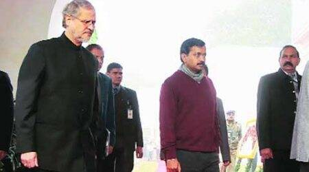 Najeeb Jung, Arvind Kejriwal, CM Arvind Kejriwal, Kejriwal Jing, Jung Kejriwal, Delhi government, AAP government, Delhi CM, Delhi Lt. Governor, Delhi Ministers, Delhi news, NCR news, india news, india express news