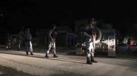 Kabul guesthouse attack, Kabul