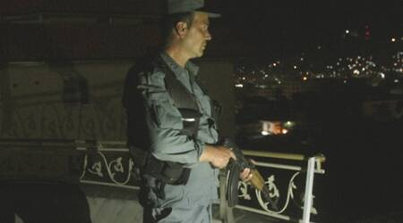Afghan insurgents launch late-night attack on Kabul guesthouse