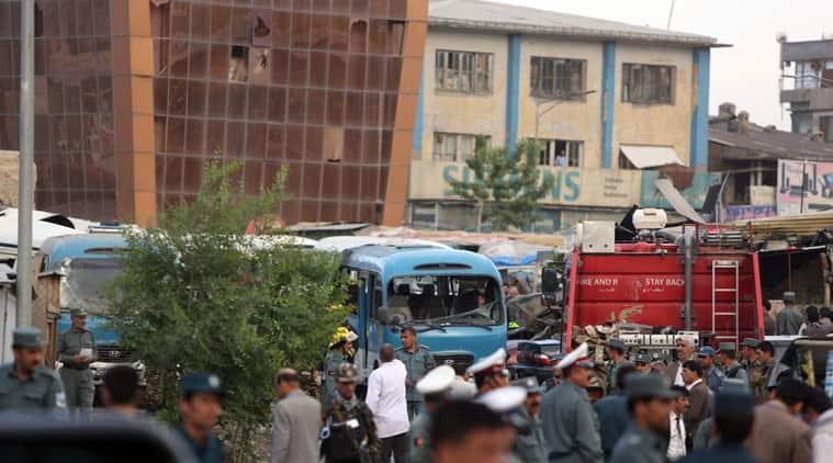 kabul blast, sucide bomb, afghanistan blast