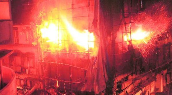 mumbai fire chief, Mumbai fire officer, Sunil Nesarikar, Mumbai fire brigade, Kalbadevi fire, Kalbadevi fire incident, Mumbai fire brigade offider dead, Mumbai news, Maharashtra news, india news, city news, local news