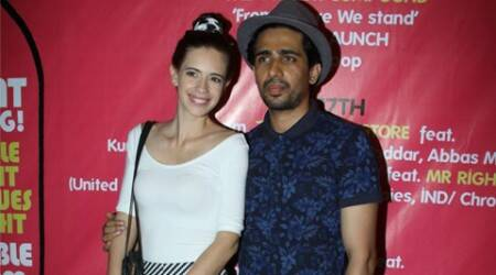 Gulshan Devaiah, Kalki Koechlin prepare for 'Love Affair'