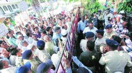VMC decides to 'return' Kalyannagar evacuees toKalyannagar