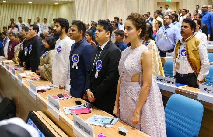 Kangana Ranaut, National Awards