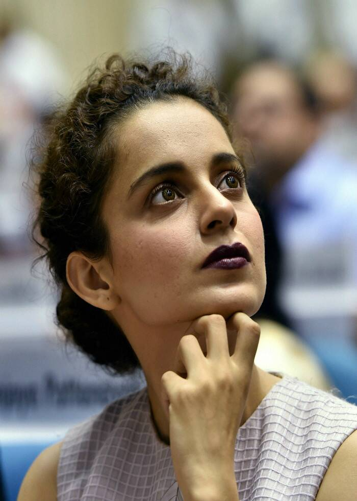 bollywood queen kangana ranaut honoured with national best actress award actress kangana ranaut