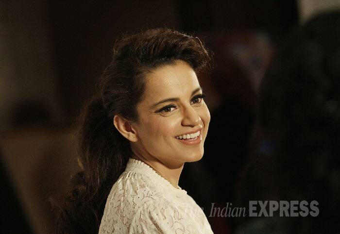 kangana ranaut, express adda, tanu weds manu returns, queen, kangana ranaut movies, kangana ranaut at express adda, kangana ranaut pics, kangana ranaut pictures, kangana ranaut tanu weds manu returns, kangana ranaut images, kangana ranaut queen, kangana, kangana pics, kangana tanu weds manu returns, entertainment news