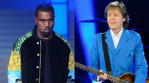 Kanye West, Paul McCartney