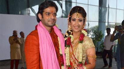 TV actor Karan Patel marries Ankita Bhargava