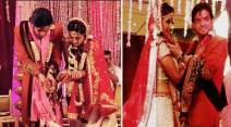 karan patel marriage, karan patel ankita bhargava marriage, ankita bhargava marriage, karan ankita wedding, karan patel marriage pics, karan patel wedding images, karan patel marriage pictures, karan patel marriage photos